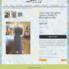 Savvy   Shopify Web Development