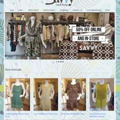 Savvy | eCommerce Web Development