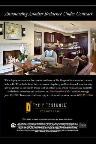 The Fitzgerald at Grove Park Inn