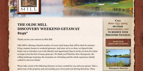 Olde Mill Golf & Real Estate